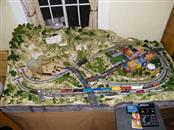 MFT Model Railroad/Train AR15